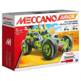 Meccano Junior - Ma voiture à rétrofiction