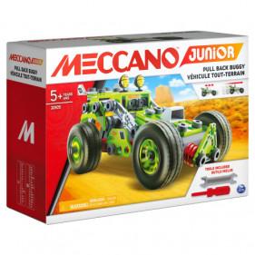 Meccano Junior - Ma voiture à rétrofiction