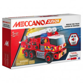 Meccano Junior - Camion de pompiers