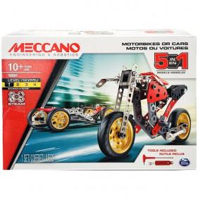 MULTI 5 Model - Moto ou voiture 5 en 1