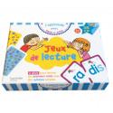 Livres pour enfants - Coffret jeux de lecture - J'apprends avec Sami et Julie - Livraison rapide Tunisie