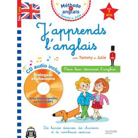 J'apprends l'Anglais avec Tommy et Julie