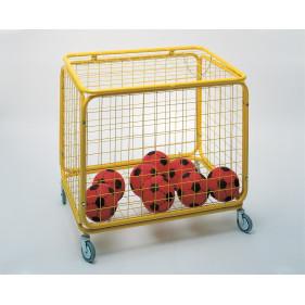 CONTENITORE PER PALLONI / CORBEILLE DE BALLONS POUR FOOTBALL 35/40
