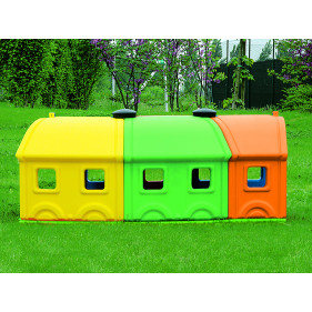 """WAGON TOY EXTENSION 3 WAGONS MODELE """"C"""""""
