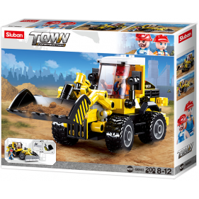 Town Construction - Shovel