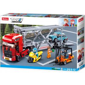 Town Truck : Car Transporter