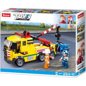 Town Truck : Mobile Crane