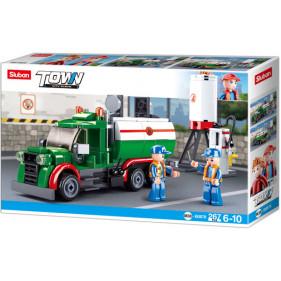 Town Truck : Tanker