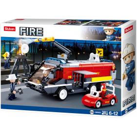 Pompier : Airport Firecar