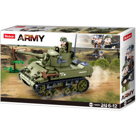 Sluban Army - Allied Light Tank
