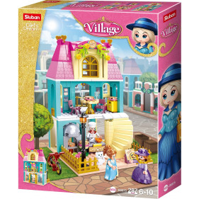 Girls Village : Pizza restaurant