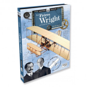 Scientifiques Inventeurs - Les Frères Wright