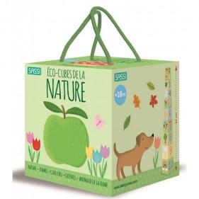 Les cubes - Cubes DE LA NATURE