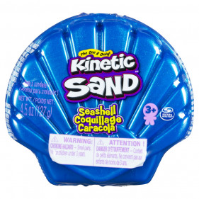Kinetic Sand Seashell