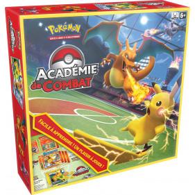 Coffret Pokémon Académie de Combat