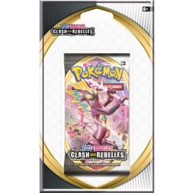 """Booster : Pokémon Épée et Bouclier """"Clash des Rebelles"""""""