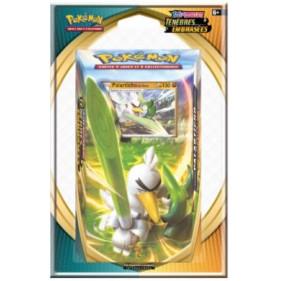 "Starter Blister : Pokémon Épée et Bouclier ""Ténèbres Embrasées"""