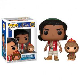 Pop Aladdin : Aladdin avec Abu