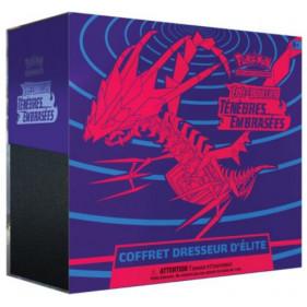 """Coffret : Pokémon Épée et Bouclier 03 """"Ténèbres Embrasées"""" : Elite Trainer Box"""