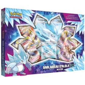 Coffret : Pokémon Sablaireau d'Alola-GX 2020