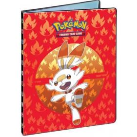 Portfolio Pokémon A4 180 cartes Flambino