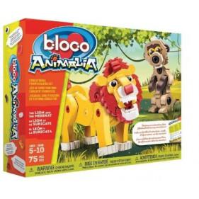 Bloco Toys : Lion & Suricate