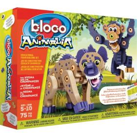 Bloco Toys : Hyène & Chimpanzé
