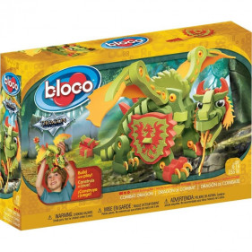 Bloco Toys : Dragon de Combat