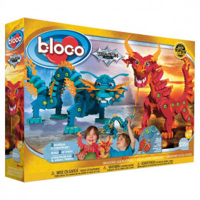 Bloco Toys : Aqua & Pyro Dragons
