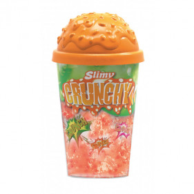 Crunchy Slimy Orange