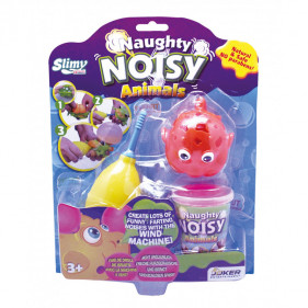 Noisy Animals Blister Rouge
