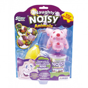Noisy Animals Blister Rose