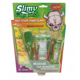 Slimy Creations Monster  Blister Vert