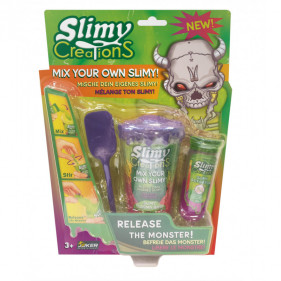 Slimy Creations Monster  Blister Violet