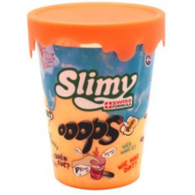 1 pot Slimy Oops Metallic - 80 Gr Orange
