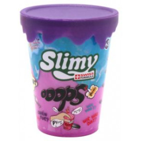 Pot Slimy Oops Metallic - 80 Gr Violet