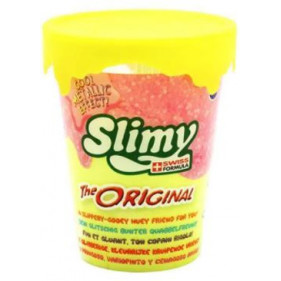1 pot Slimy Metallic Original - 80 Gr Jaune
