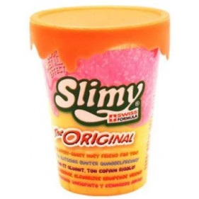1 pot Slimy Metallic Original - 80 Gr Orange