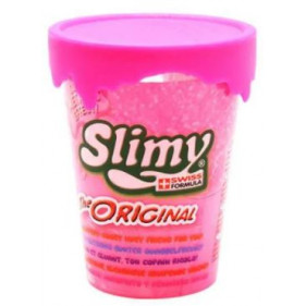 1 pot Slimy Metallic Original - 80 Gr Rose