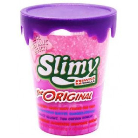 1 Pot Slimy Metallic Original - 80 Gr Violet