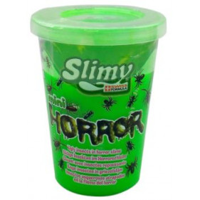 1 pot Slimy Original Horror - 80 Gr Vert