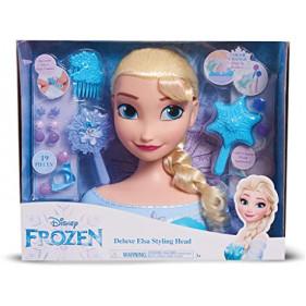 Disney La Reine des neiges - Elsa - Tête à Coiffer