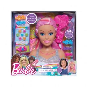 Barbie Dreamtopia - Tête à coiffer