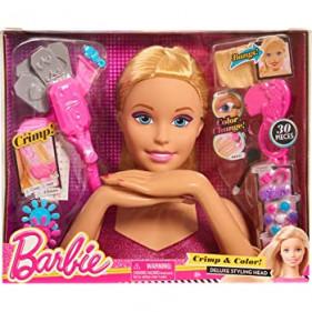 Barbie - Tête à coiffer