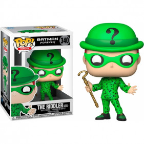 DC Comics - Batman : Riddler