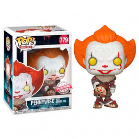 ça : Pennywise w/Beaver Hat