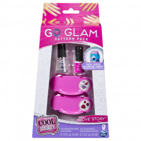 Go Glam Nail Fashion Pack Love Story