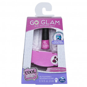 Go Glam Nail Fashion - Blossom Blush