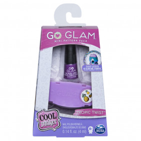 Go Glam Nail Fashion - Tropic Twist
