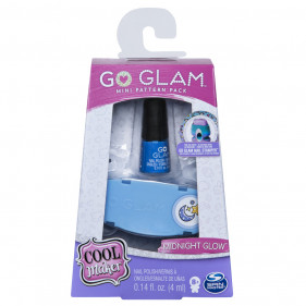 Go Glam Nail Fashion - Midnight Glow